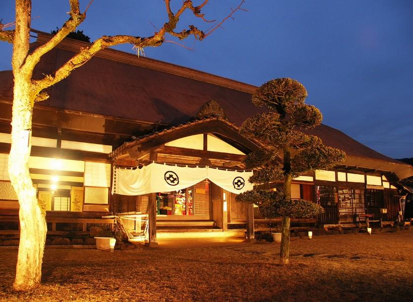 灯りの街「小原宿ライトアップ」(冬の神奈川再発見キャンペーン)