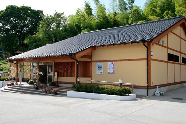 竹細工作り(県立津久井湖城山公園)