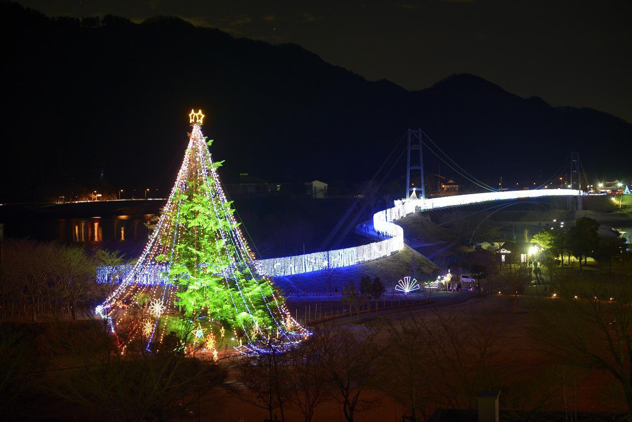 第31回 宮ケ瀬クリスマスみんなのつどい~光のメルヘン~