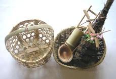 竹細工製品