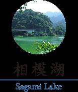 相模湖のご紹介ページへのリンク画像