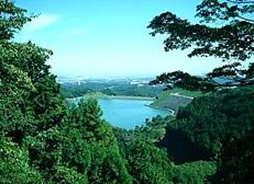 城山湖畔一周コース