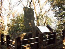 津久井城跡