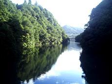 相模川県内最上流点