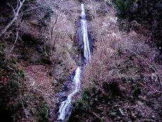 ボウズクリの滝