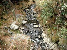 美女谷渓谷のタイトル画像