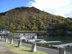 東海自然歩道 嵐山コース