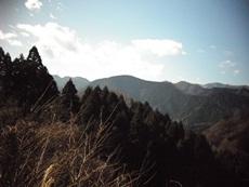 辺室山物見峠コース