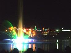 水の郷大噴水『虹の妖精』