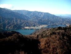 仏果山展望台