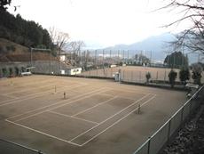 相模原市立中沢グラウンド テニスコート