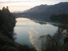関東ふれあいの道 山里から津久井湖へのみち