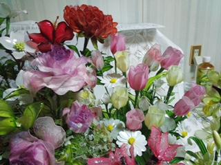 『花みずき』〜アメリカンフラワーの展示と手づくり品の販売〜