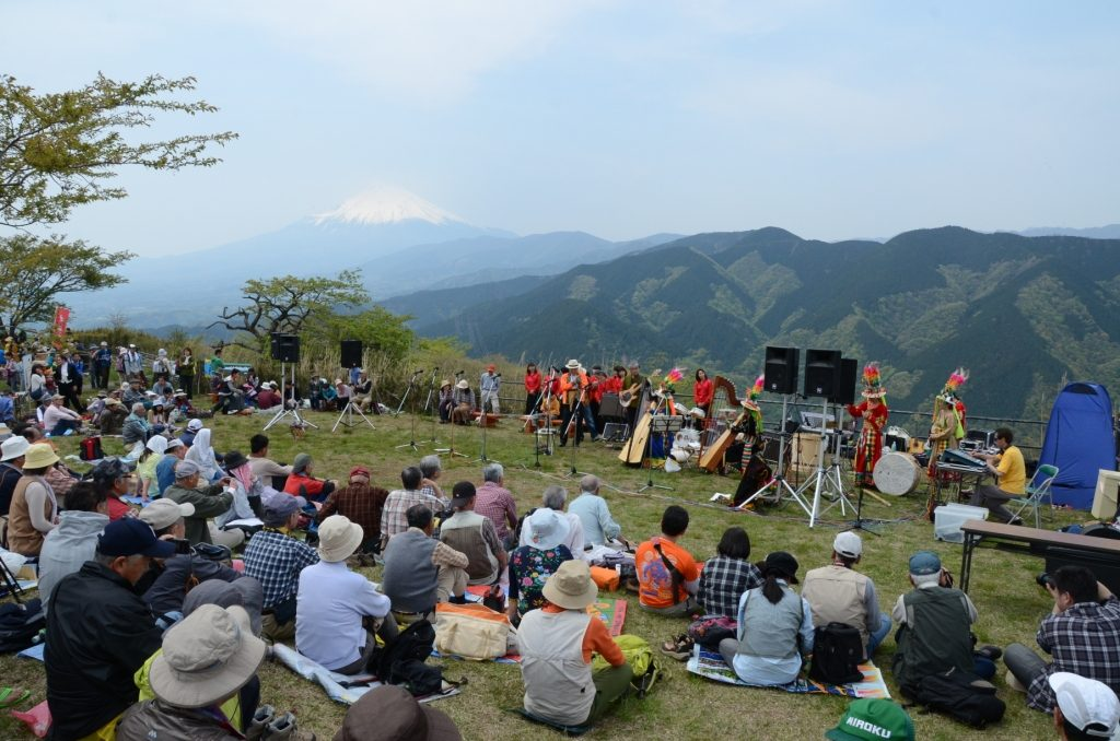 大野山開き