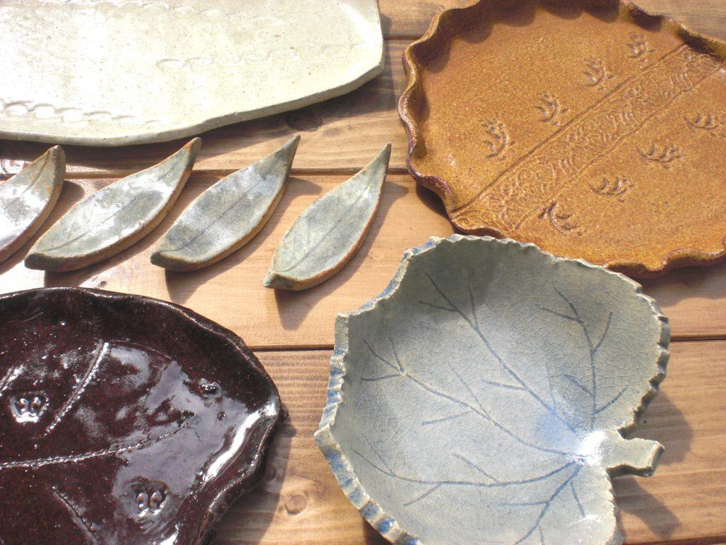 藤野芸術の家 陶芸 実りの秋の器づくり