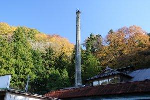 秋たけなわの津久井湖周辺を巡っての写真