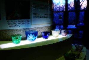 ガラス工芸体験と温泉と!芸術のまち藤野を楽しむ休日プランの写真