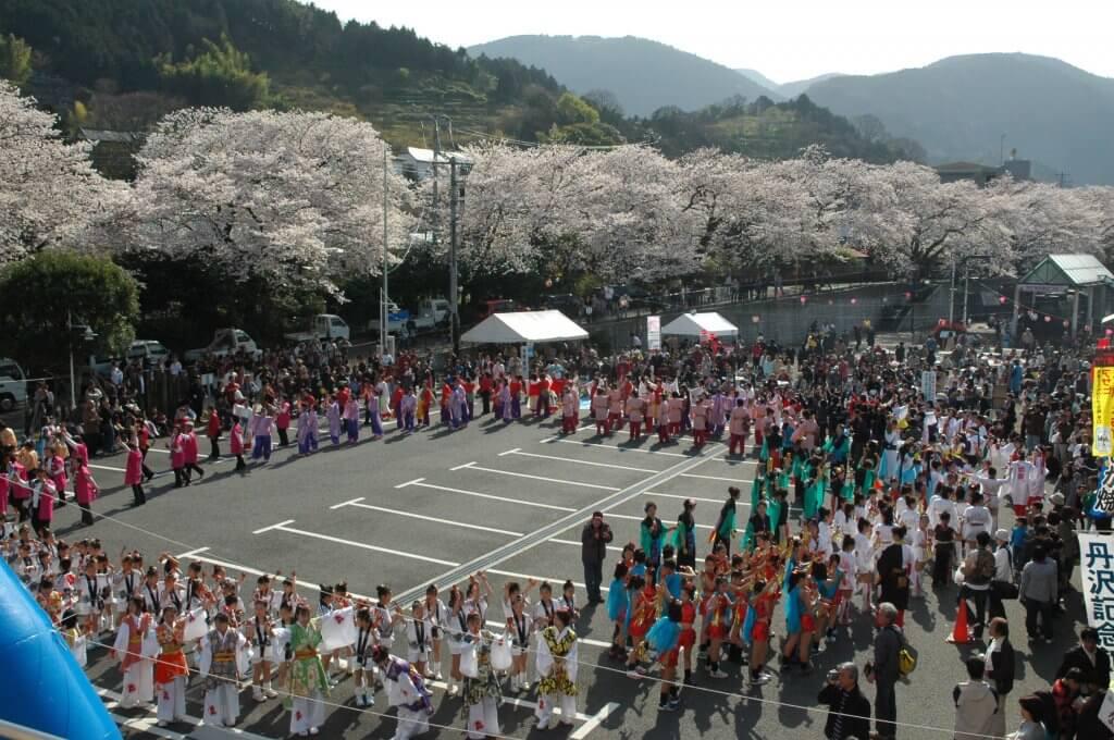 ソーラン山北よさこいフェスティバル2018