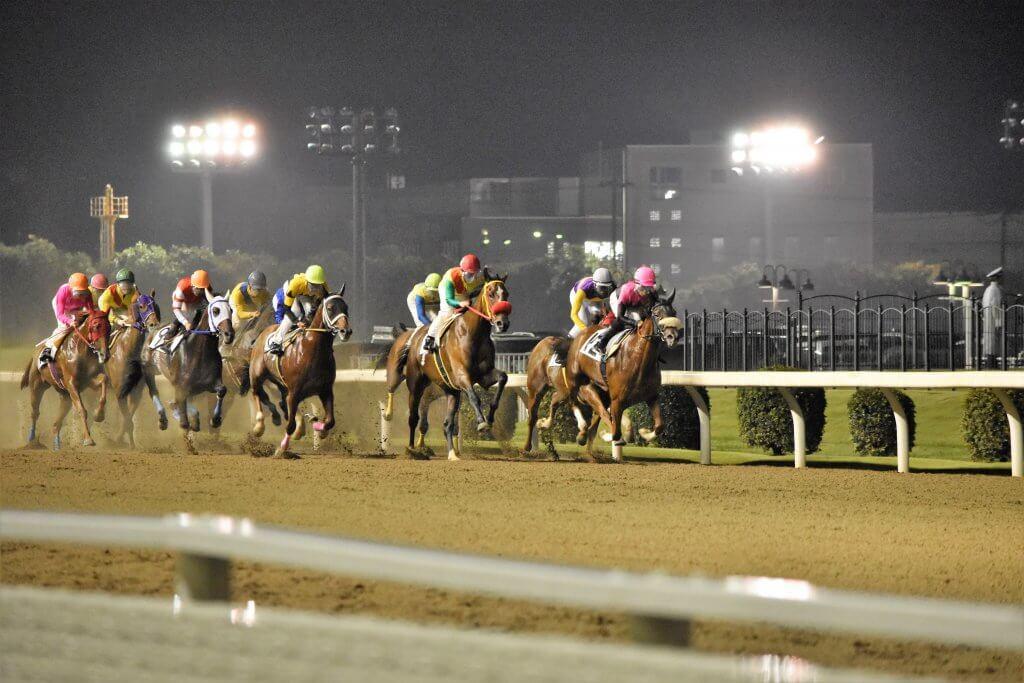 川崎競馬協賛レース