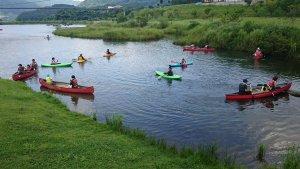 宮ヶ瀬湖カヌースクールのタイトル画像