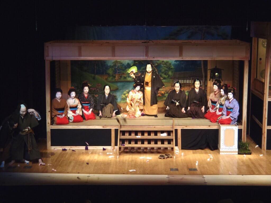 第27回 藤野村歌舞伎公演