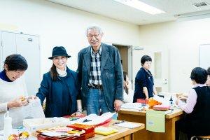 特産品のビジネス化で愛川町の発展を目指す<br /> -『愛川和紙細工』米田博行さん・芳子さんの写真