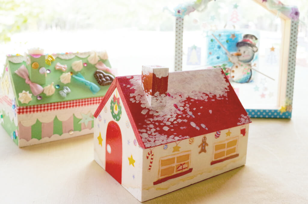 藤野芸術の家 体験工房 冬限定メニュー 木の工房<木工>
