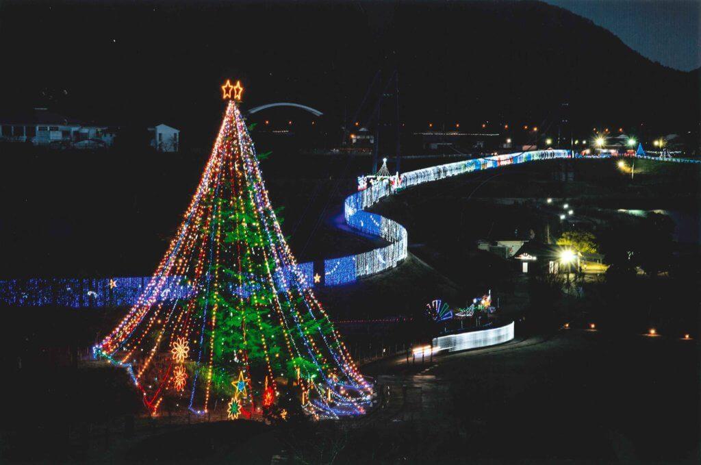 第34回宮ヶ瀬クリスマスみんなのつどい~宮ヶ瀬光のメルヘン~