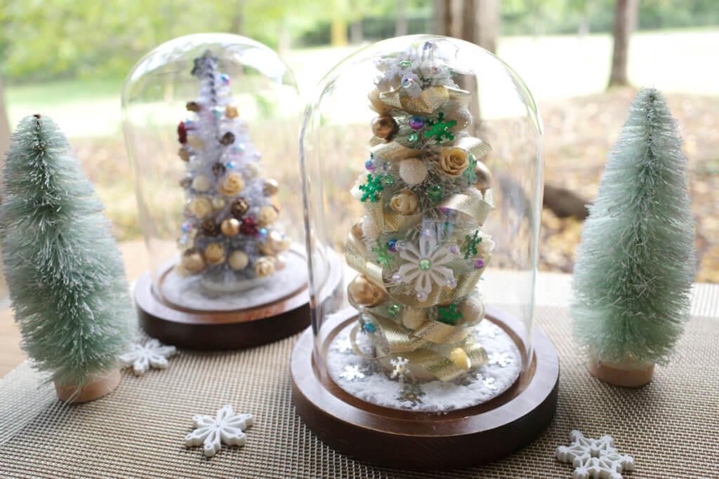 藤野芸術の家 冬限定季節メニュー ボトルツリープレミアムオーロラバージョン
