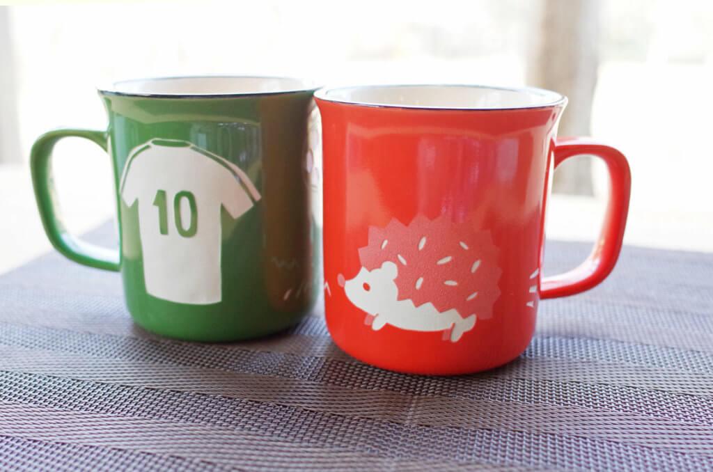 藤野芸術の家 ドキドキ胸キュン♪バレンタイン&ホワイトデーメニュ サンドブラストで作る「ホーロー風マグカップ」